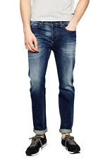 DIESEL JEANS MENS NWT REGULAR SLIM TAPERED FIT & STRETCH DENIMS 850K 30 X 32