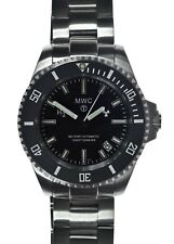 MWC 24 Jewel 300m Auto Submariners/Divers Watch on bracelet with Tritium GTLS
