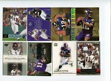 Lot cartes NFL Foot US Daunte Culpepper Vikings