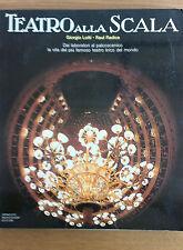 Teatro alla Scala - Giorgio Lotti / Raul Radice - Mondadori 3089