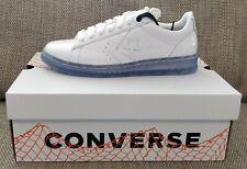 Converse Pro Leather Low Top Rokit, White/Oriole, UK 7.5 EU 42