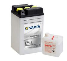 VARTA B49-6 6V 8 Ah AGM Motorradbatterie Powersports 6 Volt 8Ah OVP NEU Batterie