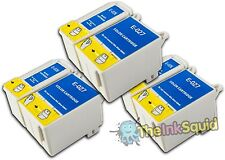 6 T026/27 non-OEM Ink Cartridge Sets For Epson Stylus Photo Printer 810 820 830