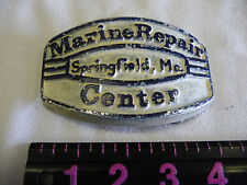 MARINE REPAIR CENTER SPRINGFIELD,MO.  BELT BUCKLE