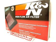 K&N OE STOCK REPLACEMENT AIR INTAKE FILTER 33-2031-2