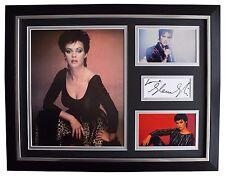 Sheena Easton Signed FRAMED Photo Autograph 16x12 display Music Memorabilia COA