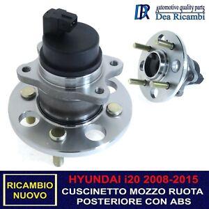 Mozzo Cuscinetto Ruota Posteriore per Hyundai i20 (PB, PBT) 2008-2015 PMHY528