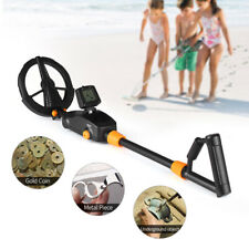Metal Detector Gold Digger Treasure Hunter Lightweight Seeker Waterproof H6F5