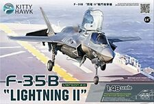 Kitty Hawk KH80102+ 1:48 F-35B Lightning II (Third Version, Without Weapon)