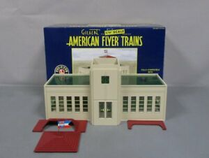 American Flyer 6-49839 S Scale Union Station #793 EX/Box