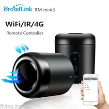Broadlink RM Mini3 Smart Home Automation Wifi IR Remote-Control AC TV via mobile