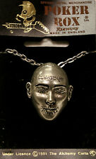Poker Rox CLAWFINGER Necklace RARE!!  PP287