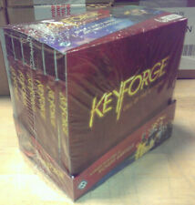 * KeyForge Call of the Archons 12 Deck Display 1st Print Banned Names Possible