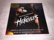 Hercules soundtrack Fernando Velazquez  2LP 180g Colored vinyl  Import