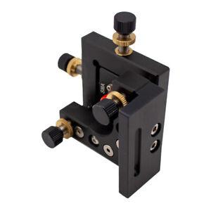 Precision Fiber Coupler Manual Fiber 4D Translation Stage Adjustment ±2mm ±4℃