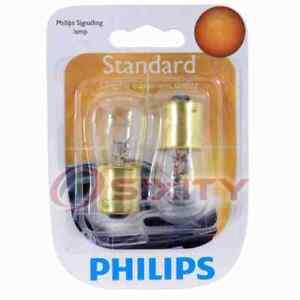 Philips Trunk Light Bulb for Plymouth Arrow Barracuda Belvedere Caravelle hi