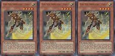 The Six Samurai - Zanji  X 3 RYMP-EN092 Ultra Yugioh