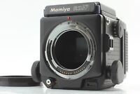 【N MINT READ!】 MAMIYA RZ67 Pro Body + Waist Level Finder 120 FilmBack From JAPAN