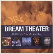 DREAM THEATER ORIGINAL ALBUM SERIES 5CD ALBUM SET (2011)