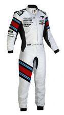 Martini kart racing suit cik fia level 2 suit digital sublimited