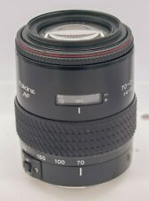 Manual Only! - Tokina 70-210mm F4-5.6 Canon EF SLR Camera Mount Zoom Lens