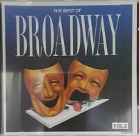 The Best of Broadway Volume 2 CD Music Disc