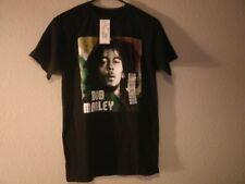 Bob Marley - Natural Island - 2018 Small Black T- Shirt / Reggae Rasta Rock