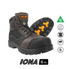 DuraDrive Men's CSA Iona 6 in. Composite Toe Ultra-Light Waterproof Work Boot
