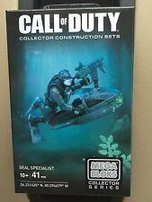 Megablocks Call Of Duty Seal Specialist  CNG72 New