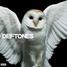 DEFTONES Diamond Eyes WHITE COLORED VINYL LP, NEW/SEALED