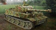 Italeri 1/35 Sd Kfz 181 Pz Kpfw VI Tiger I Hybrid Tank Model Kit 6487