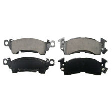 Disc Brake Pad Set-RWD Front,Rear Federated D52C