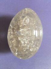 VINTAGE 3D PLASTIC EGG PUZZLE