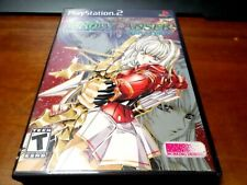 GROWLANSER GENERATIONS (Playstation 2) CASE + COVER ART only - No game or manual