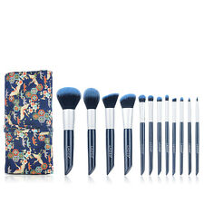 12PCs Foundation Makeup Brushes Sets Synthetic Hair Makeup Brush Tools With Case
