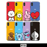 BTS BT21 Official Authentic Goods Guard Up Case Basic Series By GCASE + Tracking