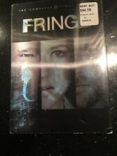 Fringe - The Complete First Season (DVD, 2009, 7-Disc Set) New Sealed