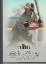 EDDIE MURRAY 2012 TOPPS TRIBUTE CARD#88 ORIOLES