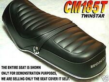 CM185T Replacement seat cover for Honda CM185 TWINSTAR CM 185 T 111