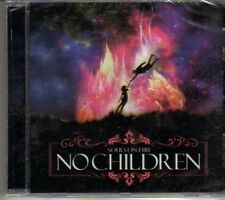 (DH357) Soul's On Fire, No Children - sealed CD