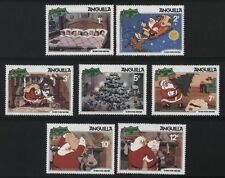 [JSC] ANGUILLA 1981 CHRISTMAS FRESH MINT UNMOUNTED VERY FINE SET