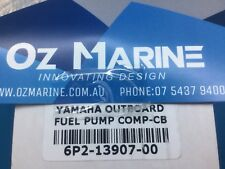 Yamaha F200-f250 Outboard Efi Hp Fuel Pump E85 Ethanol Compliant