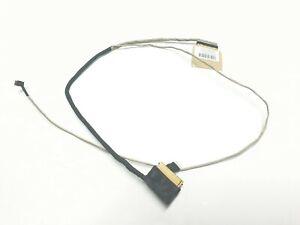 Cable Flex Button Video Lvds For HP Pavilion 15-ab009nq DDX15BLC020 40 Pin Touch