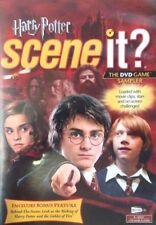 Harry Potter Scene It? The DVD Game Sampler NEW