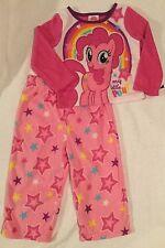 NWT My Little Pony Fleece Pajamas Sleepwear 2T