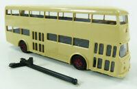 Büssing Doppeldecker Bus neutral beige H0 Classic 1:87 [ST]
