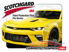 2018 Chevrolet Camaro SS 3M Pro Series Clear Bra Bumper Paint Protection Kit