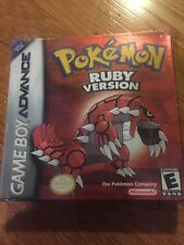 Pokemon: Ruby Version (Game Boy Advance, 2003) BRAND NEW SEALED - FREE U.S. SHIP