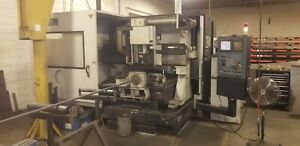 2500 Watt Mazak Space Gear-U44 Laser