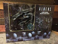 """NECA Aliens Xenomorph Alien Queen Ultra Deluxe Boxed 15"""" Action Figure"""